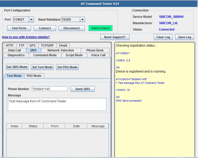 Tutorial for SIMCOM M2M Modules   M2MSupport net